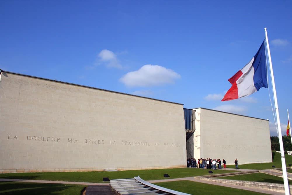 Mémorial de Caen, Musée (crédit photo : calvados tourisme)