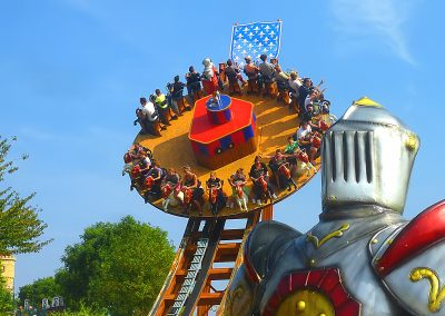 Festyland : Parc d'Attraction, Caen la mer (crédit photo : calvados tourisme)