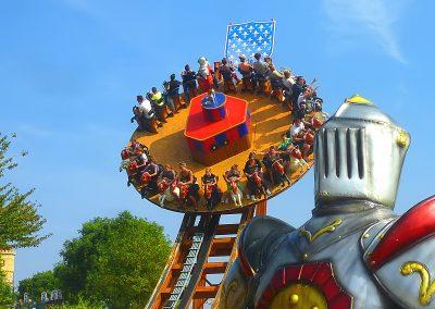 Festyland : Parc d'Attraction, Caen la mer (crédit photo : calvados tourisme)