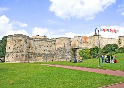 Château Guillaume le Conquérant : Caen (crédit photo : calvados tourisme)