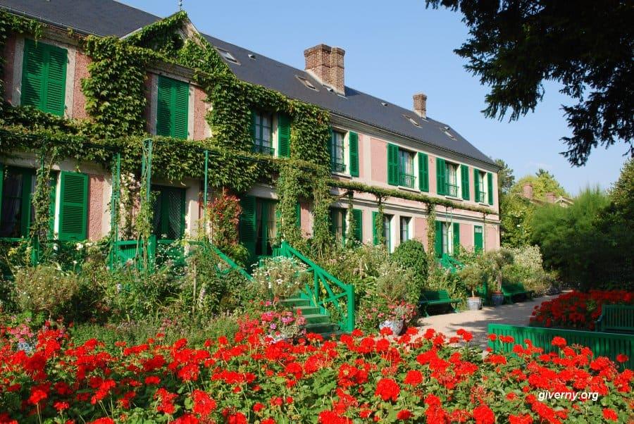 Claude Monet : Giverny