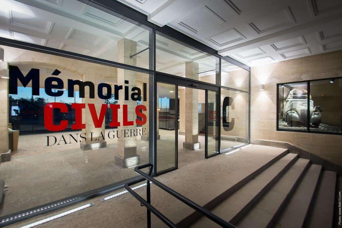 Falaise : Mémorial des Civils dans la Guerre (crédit photo : mémorial)