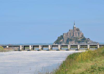 Le Mont Saint Michel, merveille de l'Occident